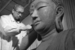 """SCULPTING the BUDDHA WITHIN"" - The Biography of Shinjo Ito"