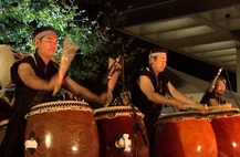 Chicago Symphony Orchestra Profiles Shinnyo-en Chicago Temple Reverend, Head of Taiko Program