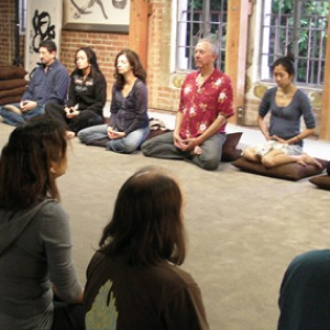 Sesshin Meditation